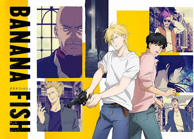 Banana Fish Episode 01-24 Subtitle Indonesia [Batch]