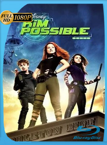 Kim Possible (2019) HD [1080p] Latino Dual [GoogleDrive] ​TeslavoHD