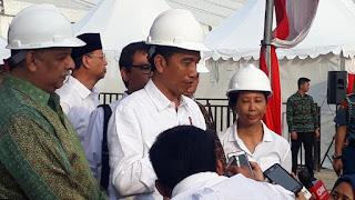 Jokowi Meminta  PT PLN Melakukan Efisiensi Agar Listrik Murah