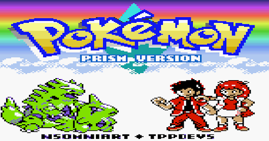 Pokemon Prism GBC - 2016