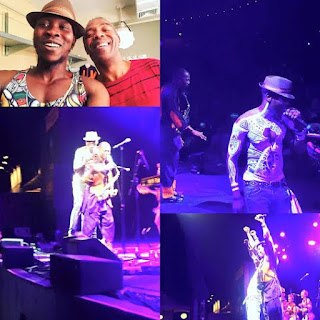 , 2 Kings Femi and Seun Kuti performed together in New York City, Latest Nigeria News, Daily Devotionals & Celebrity Gossips - Chidispalace