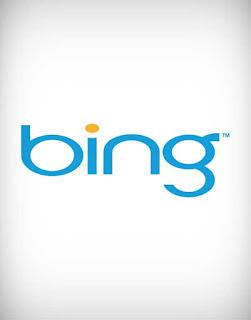 bing vector logo, bing, vector, logo, computer, pc, laptop, internet, web, browser, software
