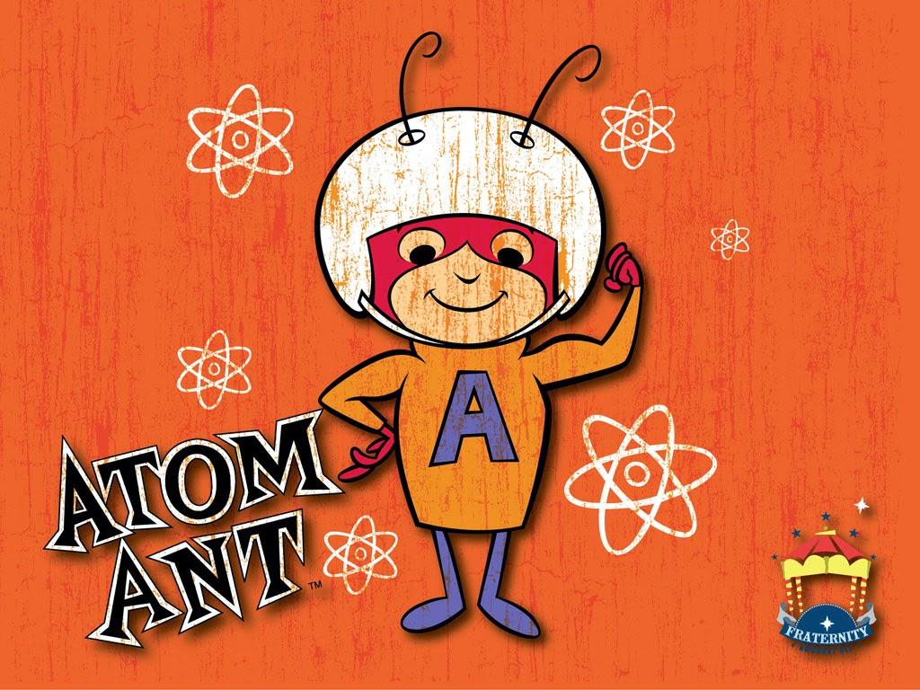 A Formiga Atômica