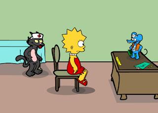 Lisa Simpson Saw Game - Jugado y Resuelto