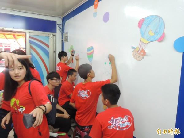 台灣三星電子Samsung 贊助雲林家扶中心成立『希望教室@台西』社區數位學習