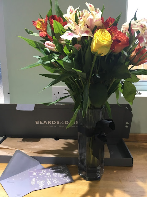 Beards & Daisies Letterbox Flowers