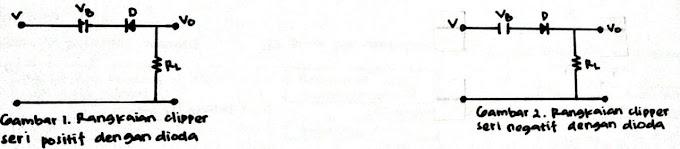 Laporan Praktikum Clipper dan Clamping Dioda