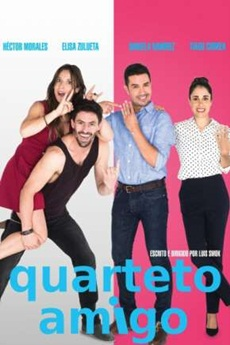 Download Quarteto Amigo Dublado e Dual Áudio via torrent