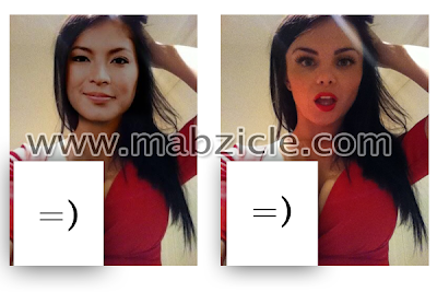 Angel Locsin with Original Picture of Miss Emma Glover