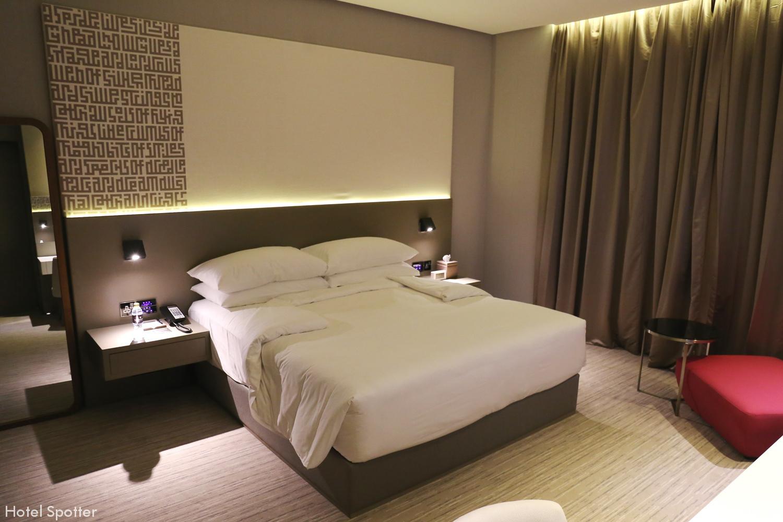 InterContinental Dubai Marina - recenzja hotelu - turndown service