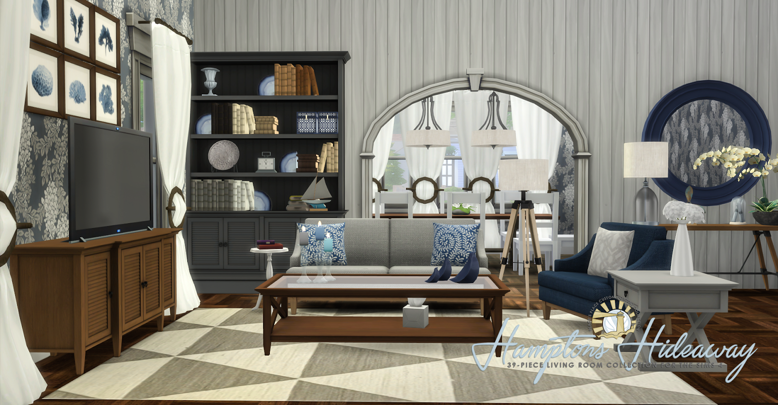 With All The Building I Have Been Doing In Windenburg, It Has Shown Me Just  How Much I Needed To Create Some More Classic Contemporary Furniture That  Could ...