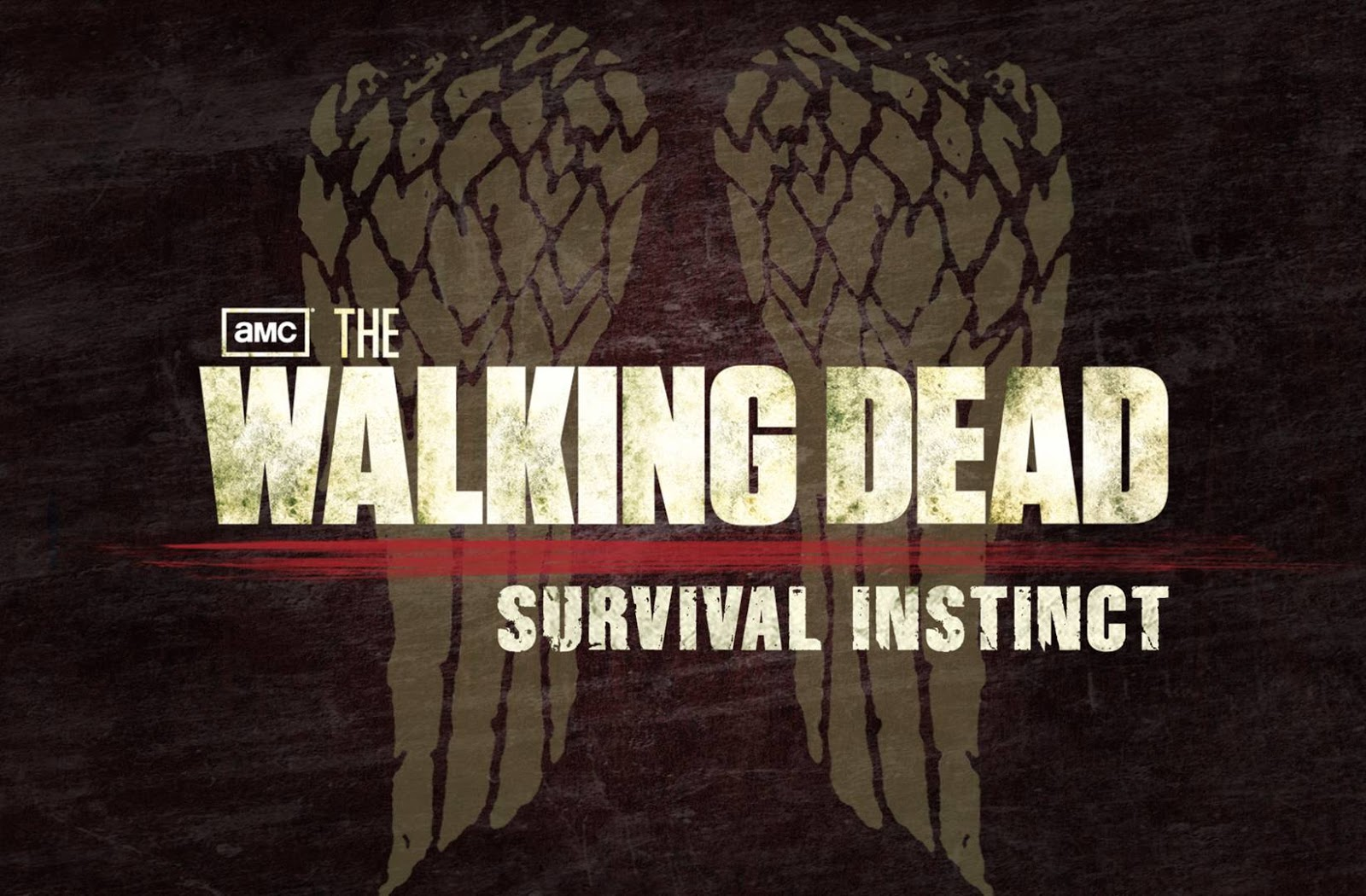 The Walking Dead Logo 2014 Fondo De Pantalla Fondos De: Wallpapers HD: 38 Wallpapers De La Serie The Walking Dead