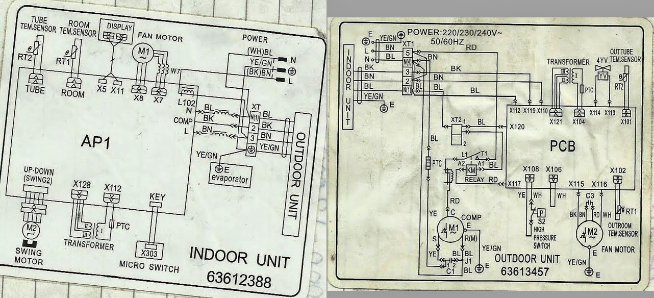 Appealing midea mini split wiring diagram photos best image wire unusual daikin vrv wiring diagram contemporary electrical asfbconference2016 Gallery