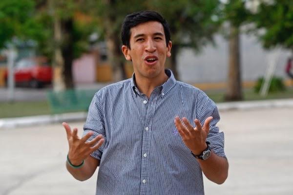 Asaltan al diputado Pedro Kumamoto en Guadalajara