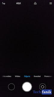 Xiaomi Redmi Note 4 MIUI 10 interfejs aparatu
