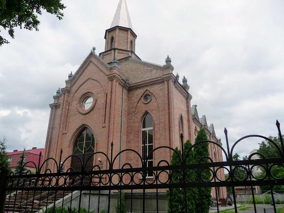 Сумы. Евангельская церковь