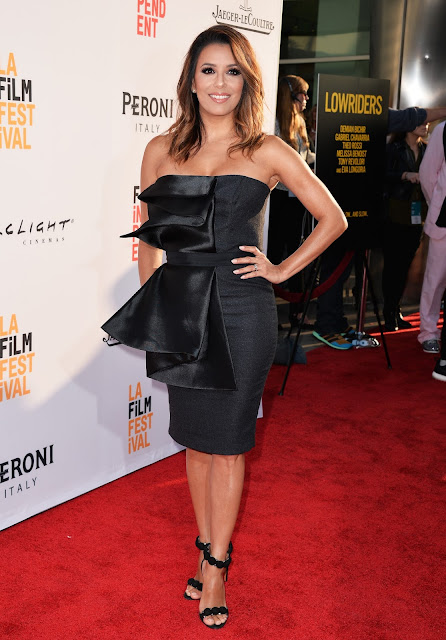 Actress, @ Eva Longoria - 'Lowriders' premiere at 2016 Los Angeles Film Festival