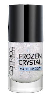 Catrice Frozen Crystal Matt Top Coat