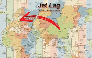 Apa itu Jet lag dan Apa Penyebabnya ?