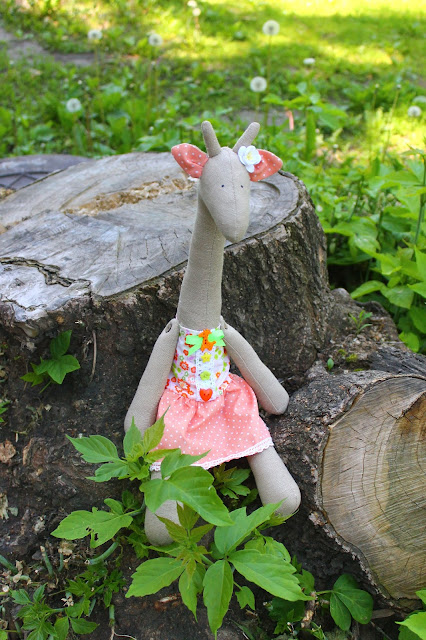 Жираф, тильда жираф, тильда, купить тильду, купить игрушку, игрушка, игрушка жираф, текстильная игрушка, интерьерная игрушка