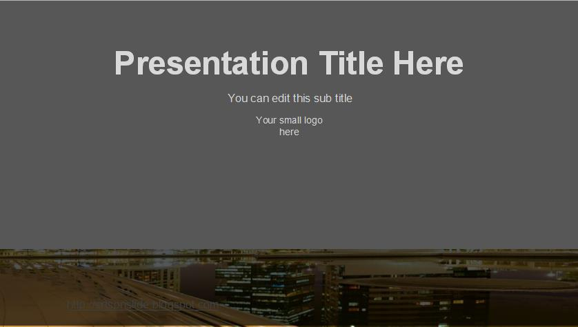 Free powerpoint templates for business travel toneelgroepblik Gallery
