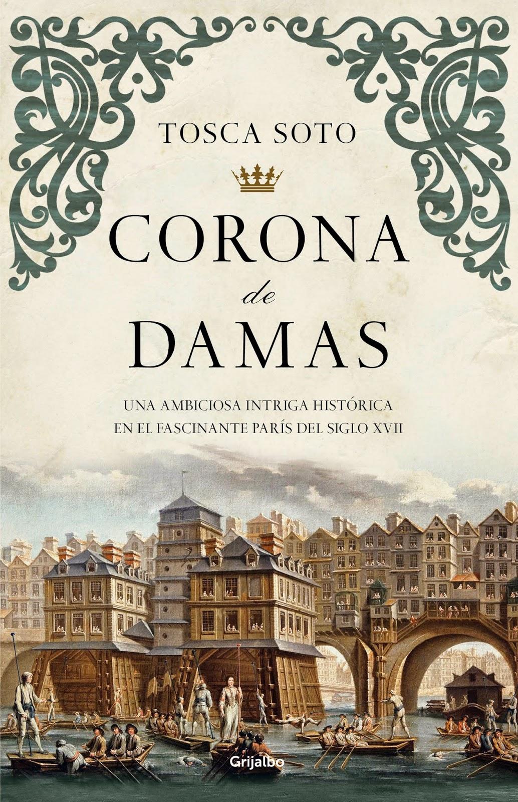 Corona de damas - Tosca Soto (2014)