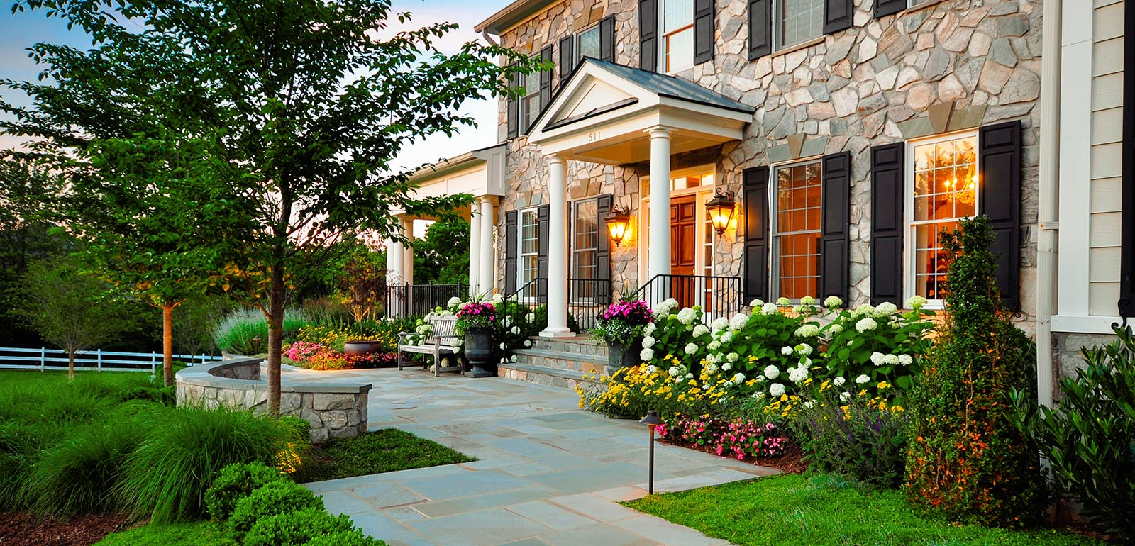 landscape ideas for front of house 2