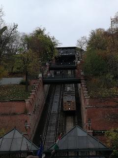 Budapest+castel+funicular