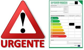 Certificado Energético Málaga Urgente