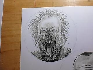 Colombian Neck tie Zombie