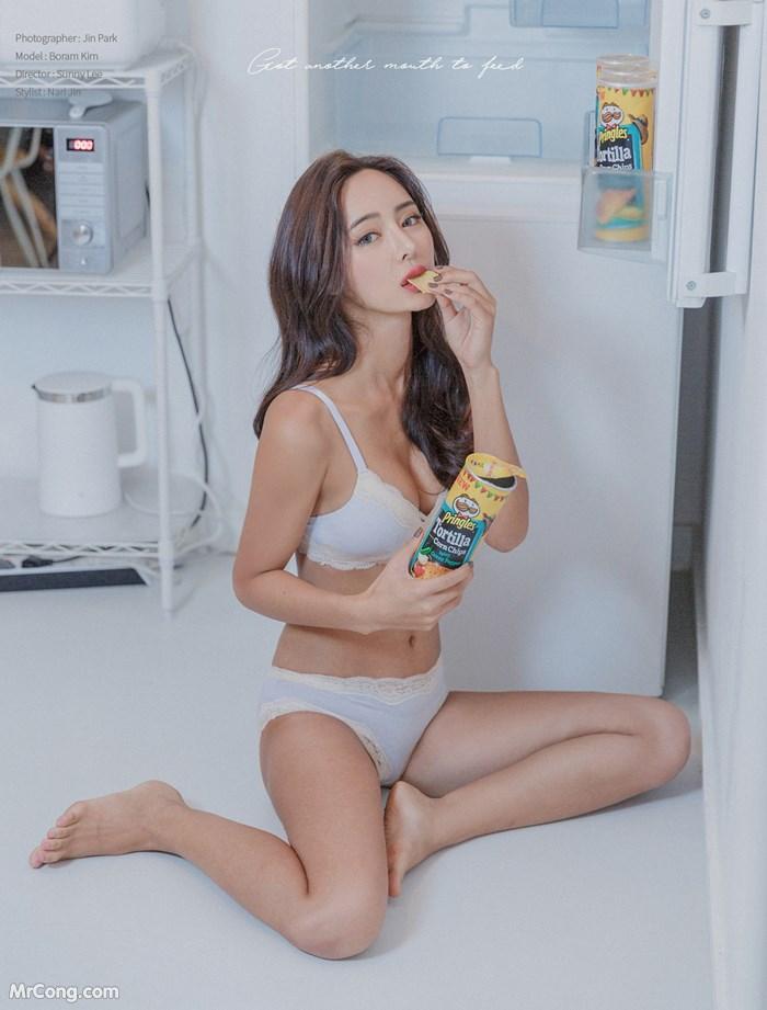 Image Korean-Model-Kim-Bo-Ram-MrCong.com-007 in post Người đẹp Kim Bo Ram trong bộ ảnh nội y, bikini tháng 10/2017 (143 ảnh)