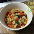 Savory & Sweet-Hearts: Recipe to Reality: Tuscan Bean Soup