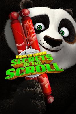 Assistir Kung Fu Panda Segredos do Pergaminho Dublado Online HD