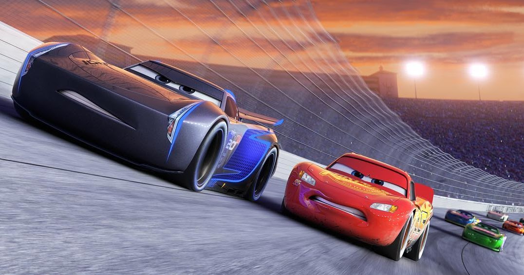 Cars 3 Vocal Talent Confirmed With First Official Look At Jackson