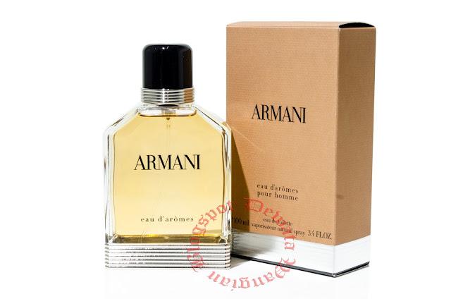 Giorgio Armani Eau d?Aromes Tester Perfume