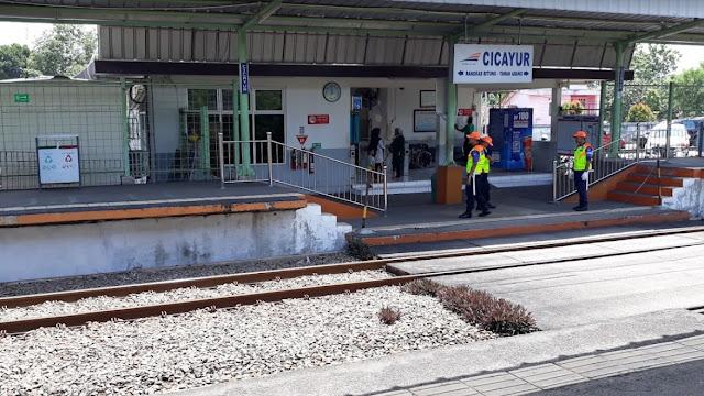 Jadwal KRL Stasiun Cicayur