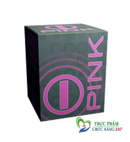 Thuốc nở ngực i pink,  PINK Giúp tăng kích thước vòng 1