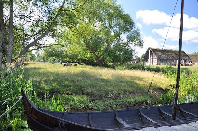 Ribe VikingeCenter - skansen archeologiczny w Ribe w Danii