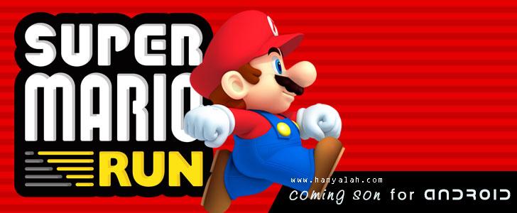 Bisakah Game Super Mario Run di Install pada Android ?