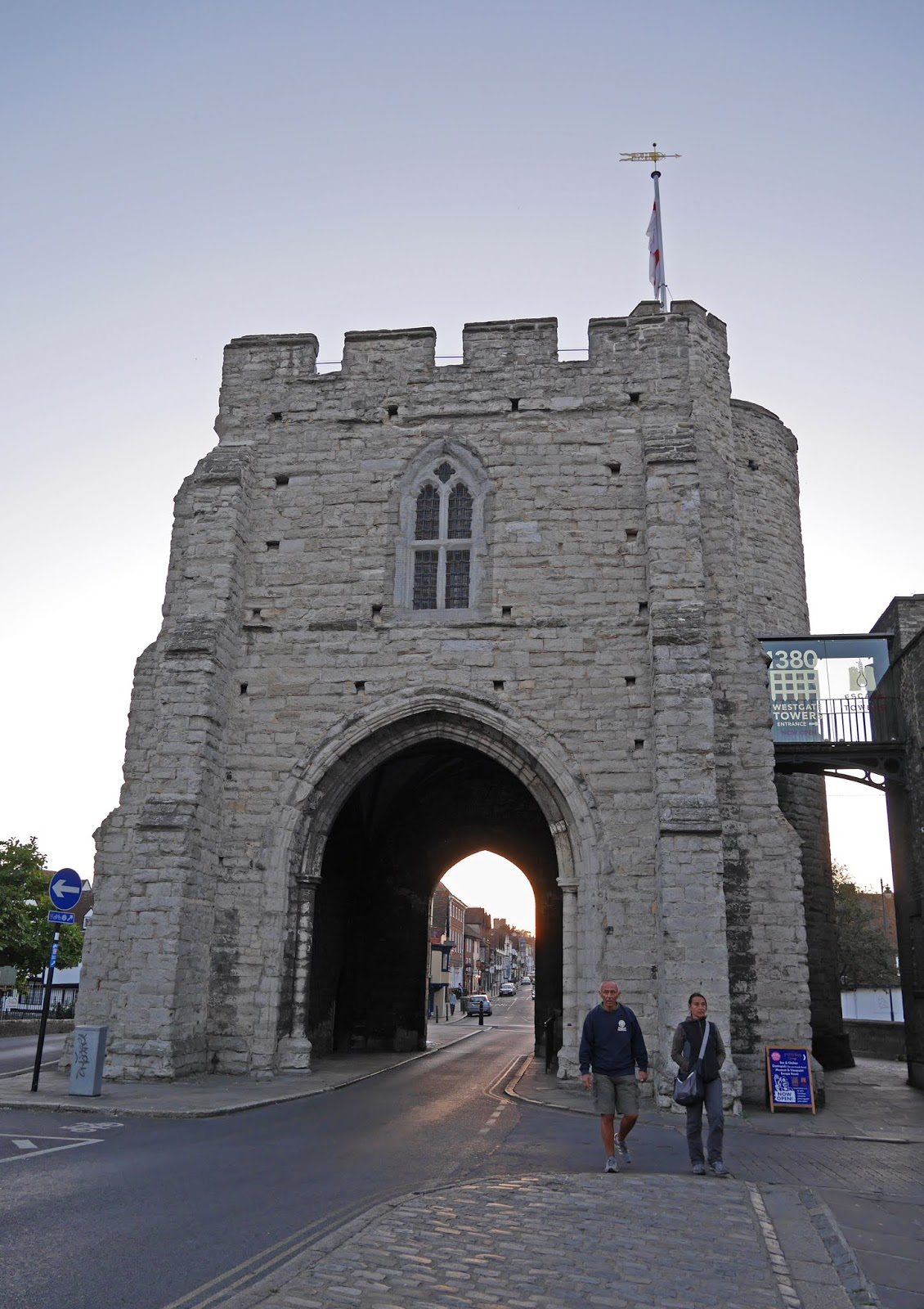 Westgate Towers Museum, Canterbury