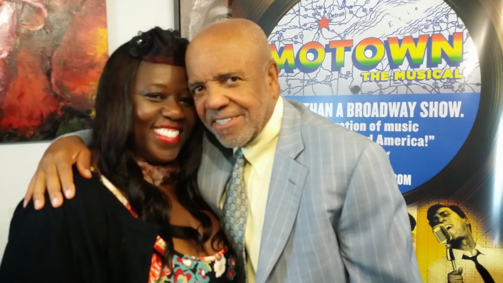 Berry Gordy (Founder Motown Music)