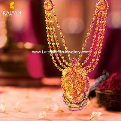 Temple Jewellery Bridal Necklace