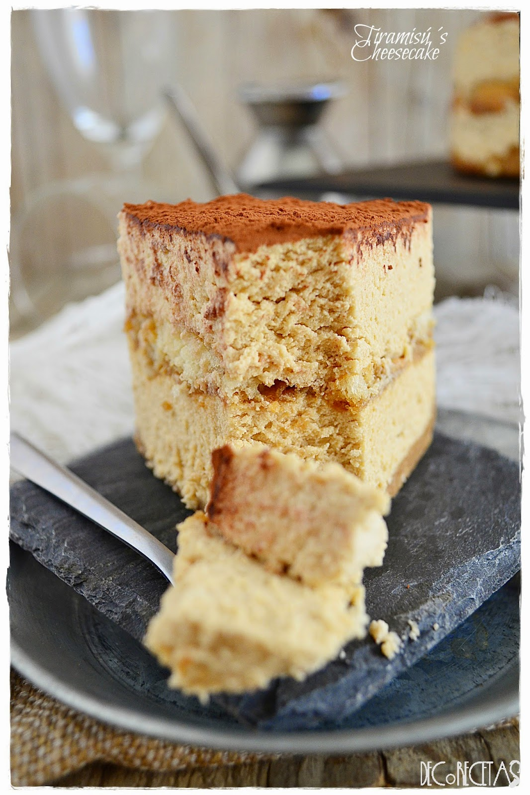 Tiramisú´s Cheesecake