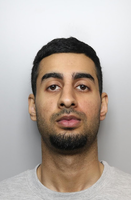 Kamran Iqbal, 23, jailed for 'chilling' attack on PC Steve Avinou after being caught with drugs in his underpants