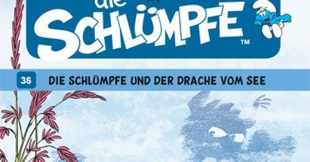 Schlümpfe 36 Toonfish//Splitter