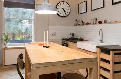 gambar dapur sederhana tapi unik
