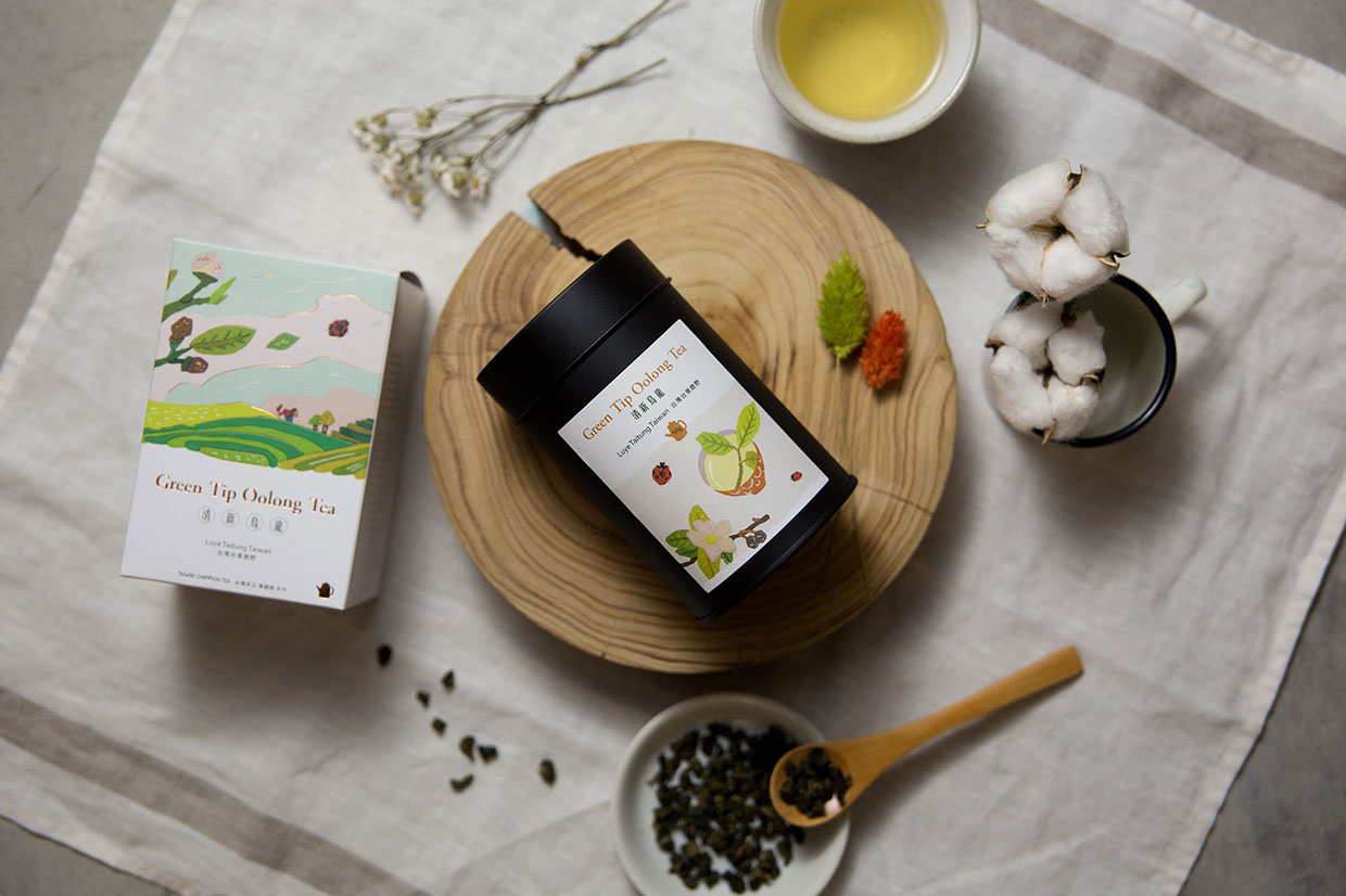 FongCha Tea on Packaging of the World - Creative Package ...