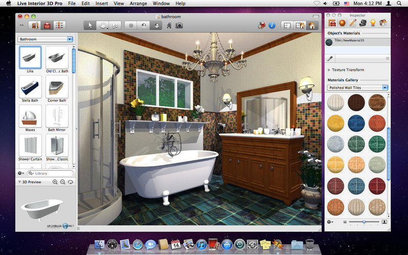 Dise o de interiores live interior 3d pro subcutaneo for Diseno interiores 3d