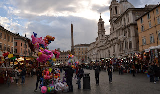 Christmas markets are held all over Italy during the festive period