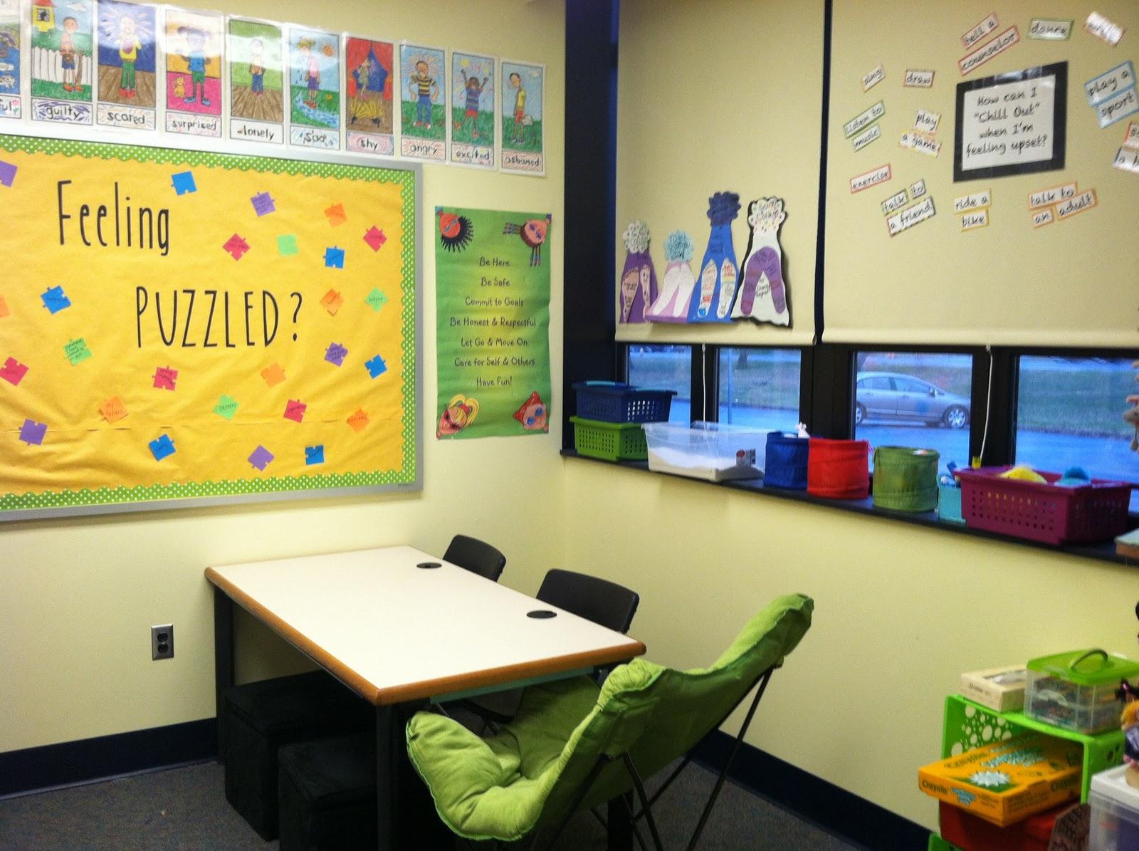 School Counselor Office Wall Decor